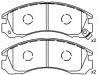 Brake Pad Set:MB 857 837