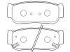 Brake Pad Set:58302-3EU00