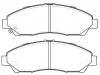 Brake Pad Set:45022-STX-A00